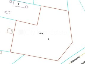 Land for sale in Riga, Agenskalna priedes 418537