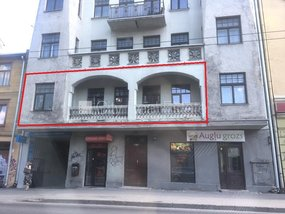 Apartment for sale in Riga, Riga center 429258