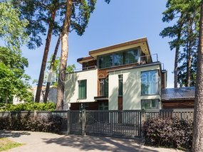 House for sale in Jurmala, Majori 424032