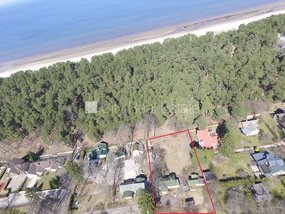Land for sale in Jurmala, Dubulti 415495