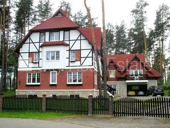 House for sale in Riga district, Baltezers 412142
