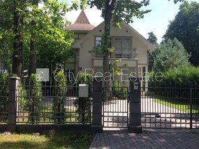 House for rent in Jurmala, Dzintari 412013