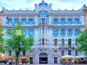 Apartment for sale in Riga, Riga center 412002