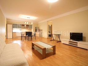 Apartment for rent in Riga, Sampeteris-Pleskodale 425350