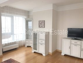 Apartment for rent in Riga, Sampeteris-Pleskodale 428258