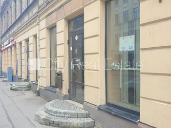 Commercial premises for lease in Riga, Riga center 507019