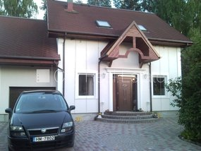 House for rent in Riga district, Baldone 506576