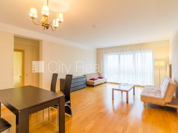 Apartment for rent in Riga, Sampeteris-Pleskodale 429256
