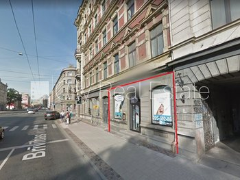 Commercial premises for lease in Riga, Riga center 508710