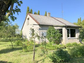 House for sale in Saldus district, Vadakste 427116