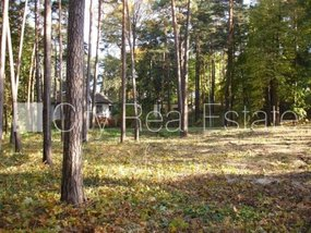 Land for sale in Riga, Mezaparks 451578