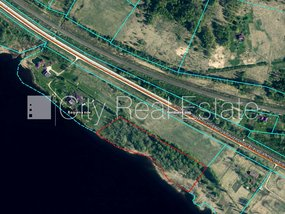 Land for sale in Ogres district, Keguma country area 424815