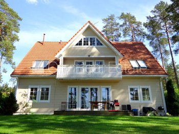 House for rent in Riga district, Baltezers 425309