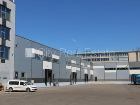 Commercial premises for lease in Riga, Daugavgriva