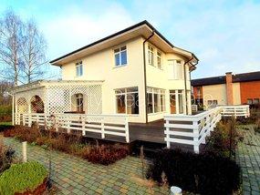 Izīrē māju Rīgas rajonā, Babītes pagastā 507839