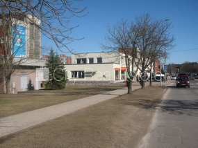 Commercial premises for lease in Ogres district, Ogre