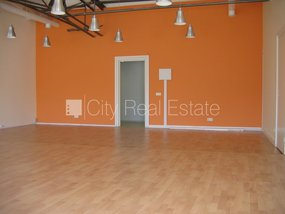 Commercial premises for lease in Riga, Mukusala